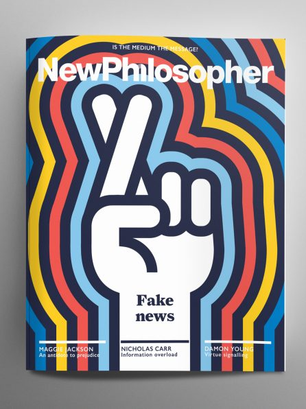New Philosopher | Magazine